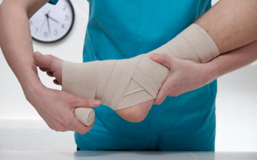 Ankle sprains: 10 things you should know - NPS MedicineWise