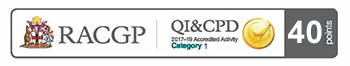 RACGP and QI CPD logo